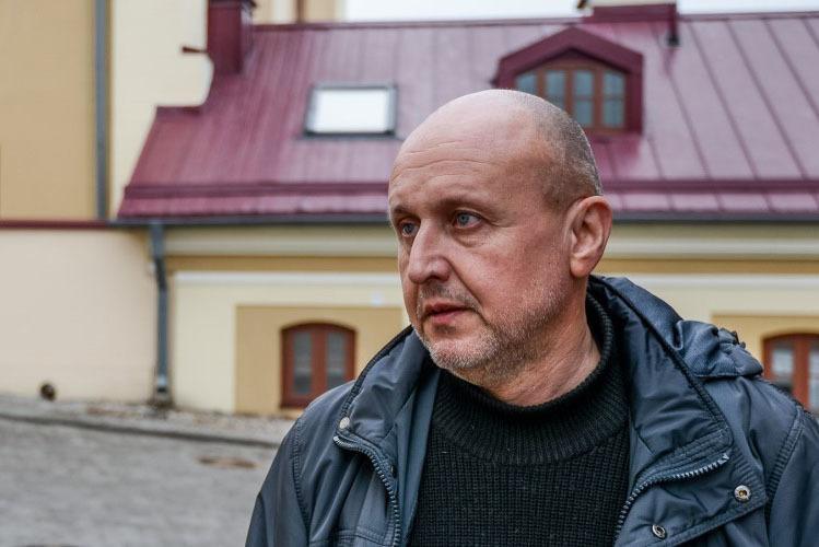 Антон Астапович, фото: Алексей Матюшков, Onliner.by