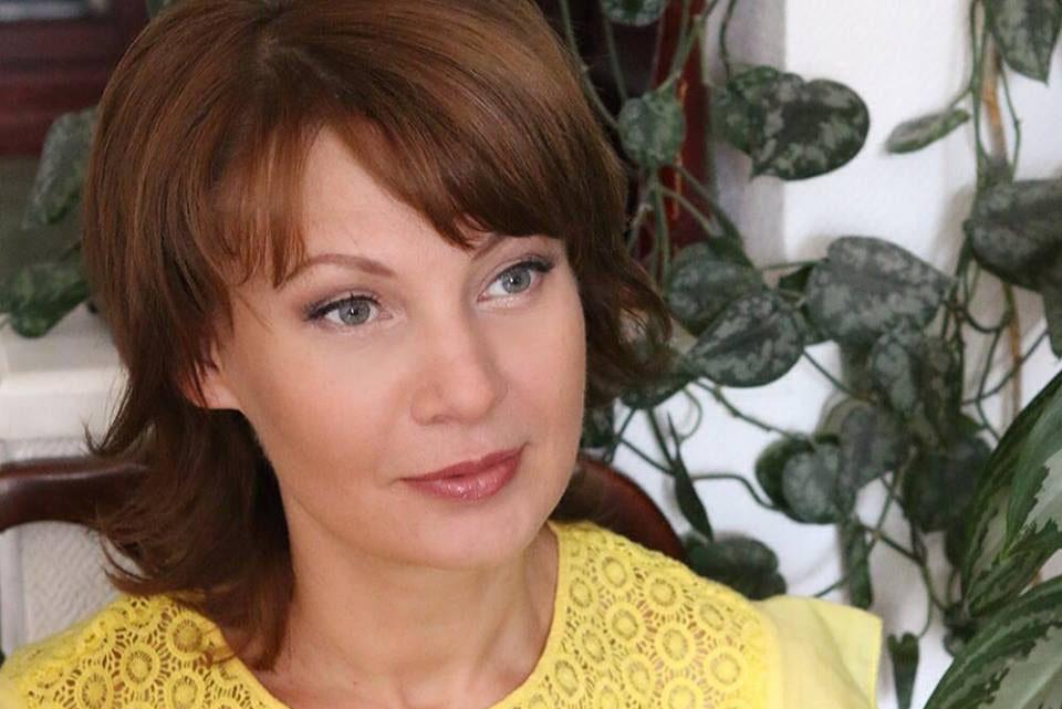 Алеся Литвинковская, фото из FB