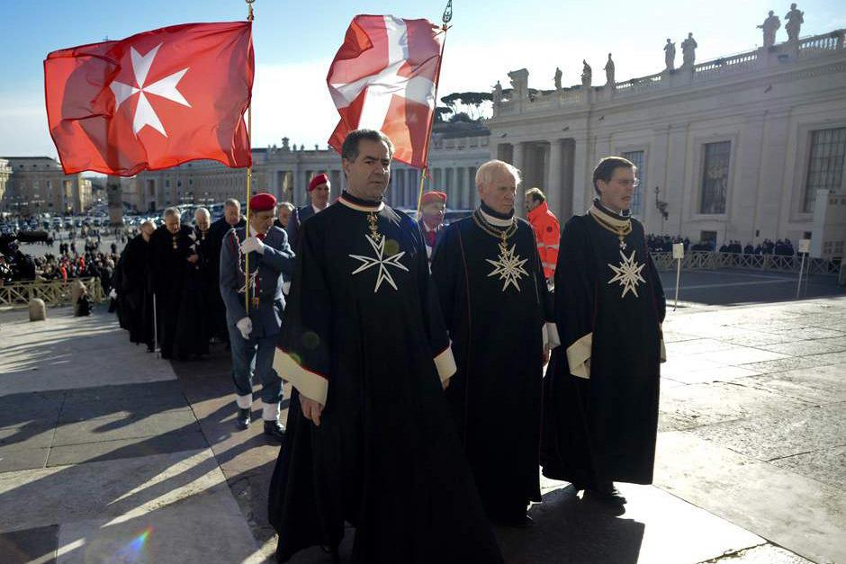 Мальтийский орден, фото: news.nationalpost.com