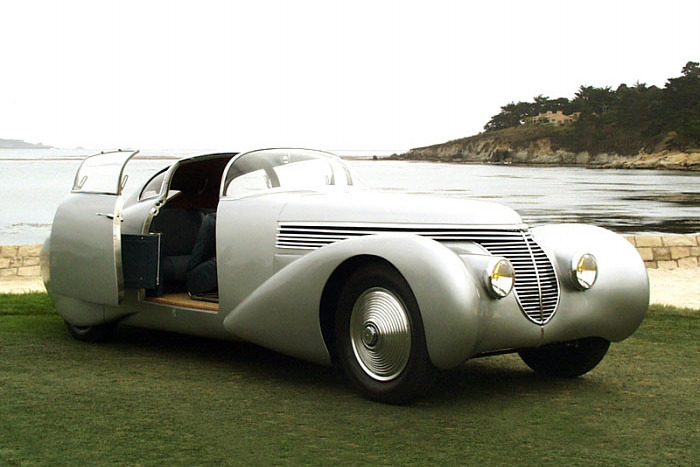 Hispano-Suiza H6C Dubonnet Xenia Saoutchik