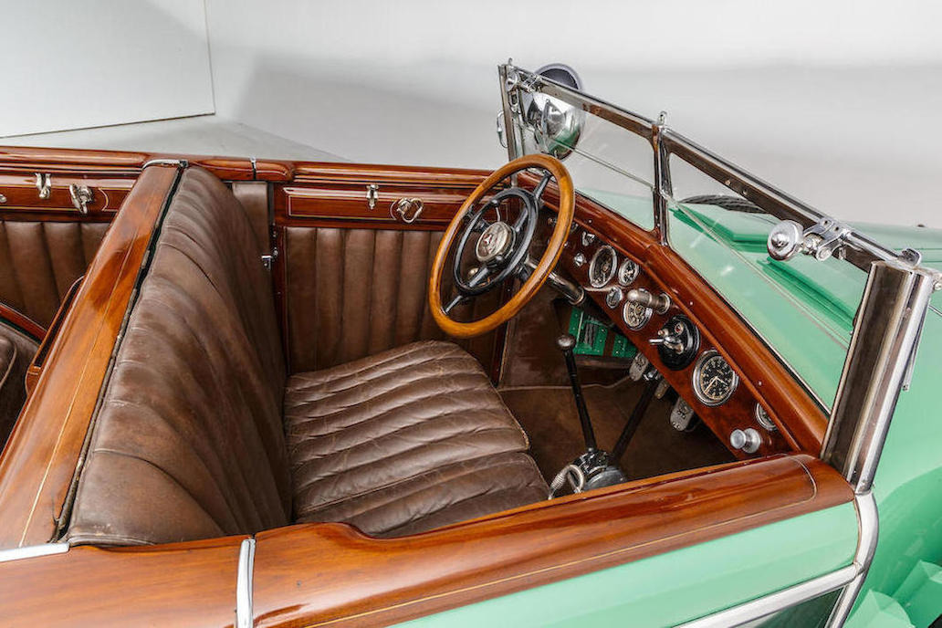 Mercedes-Benz Model K