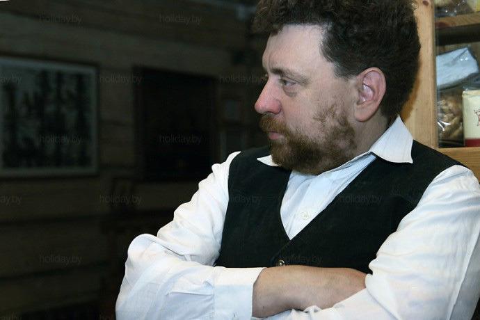 Алесь Белый, фото: Holiday.by