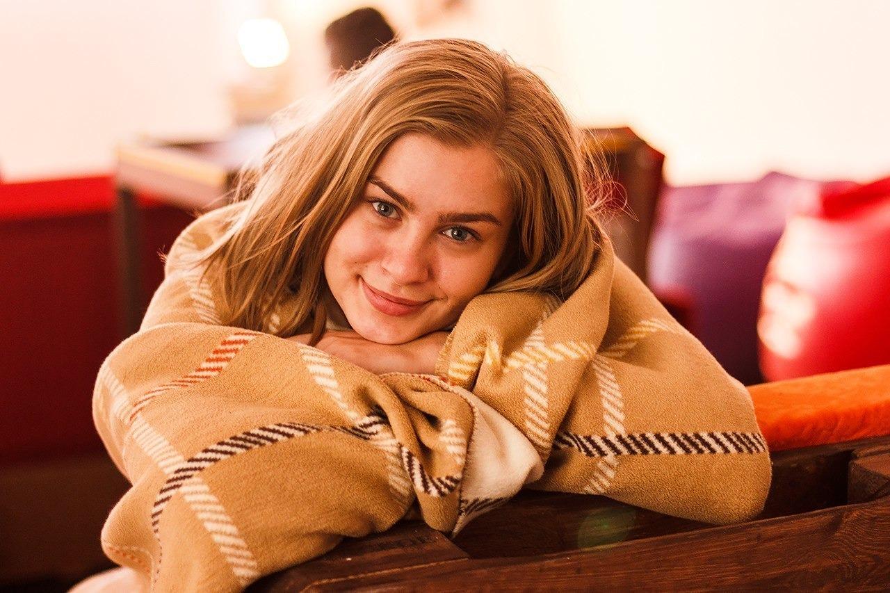 Маргарита Чайковская, фото из VK