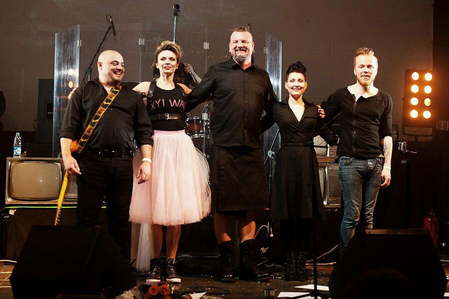 Группа Naka, фото: Валентин Веркеев