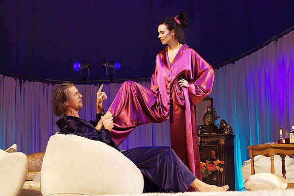 Анастасия Шпаковская в спектакле «Интимная комедия», фото из архива театра