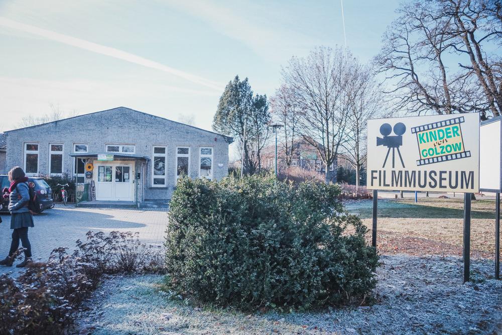 Музей кино в Гольцове