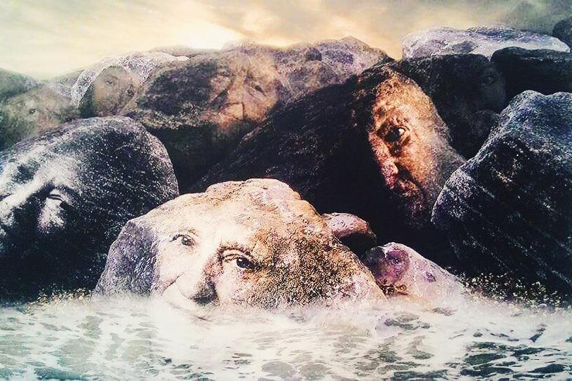 «Камни. Семья», Довиле Томкуте (Литва)