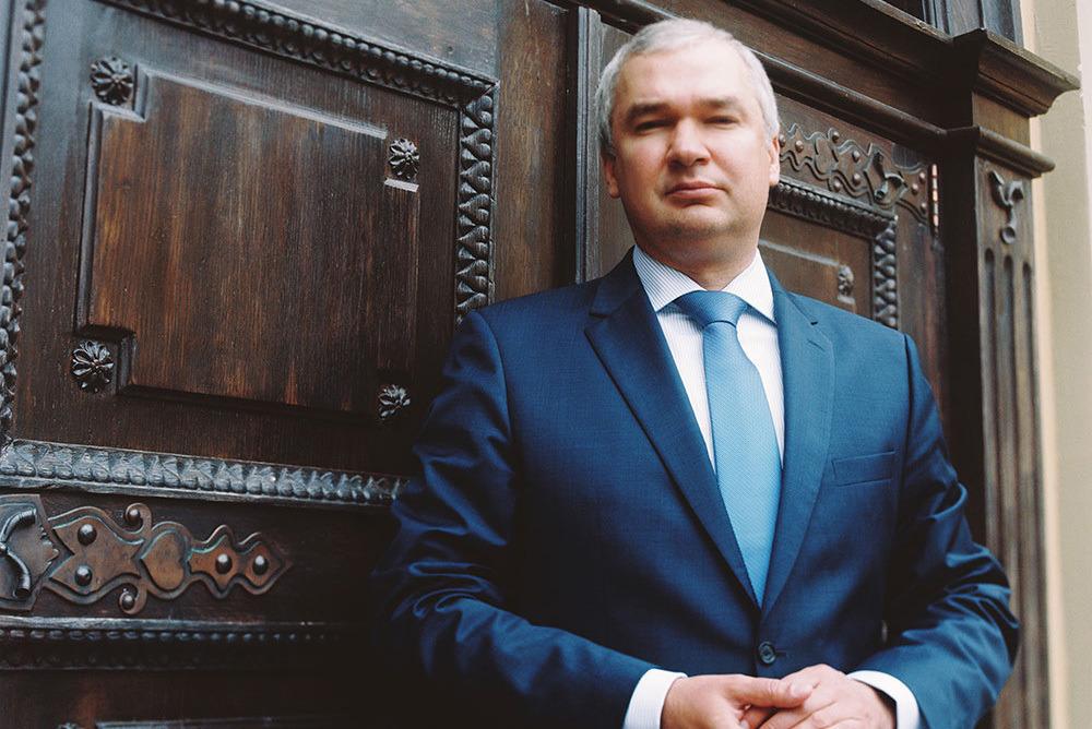Павел Латушко, фото: Максим Шумилин, журнал «Большой»