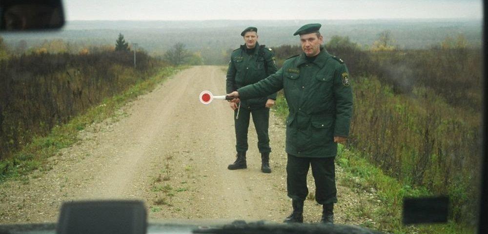 Латвийская граница, фото: Baltnews.lv
