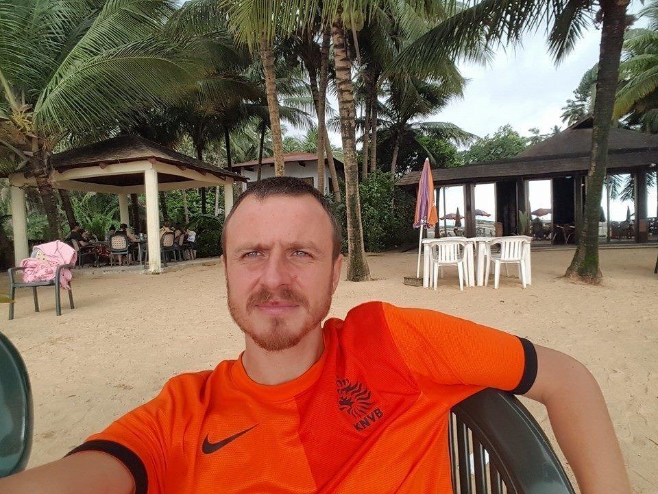 Юрий Коваленя, фото из Facebook