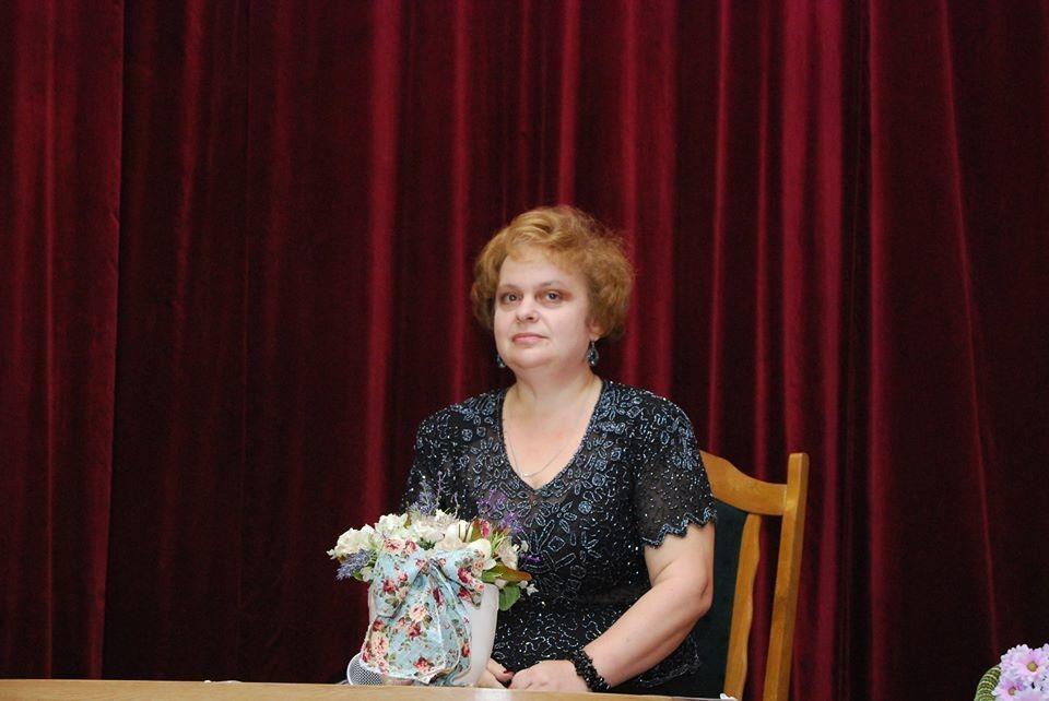 Елена Михаленко, фото из Facebook