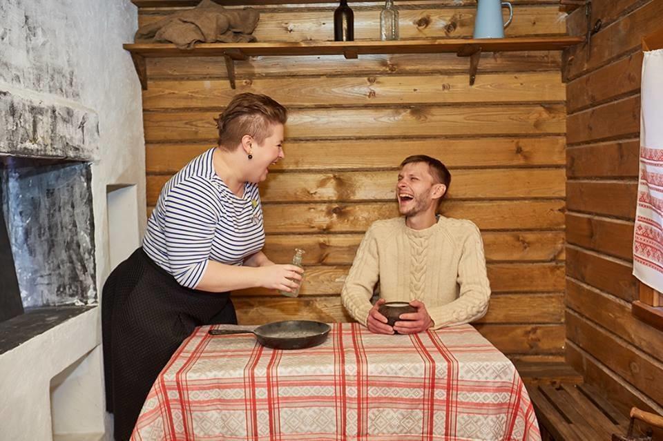 Зоя и Алесь Пришивалко