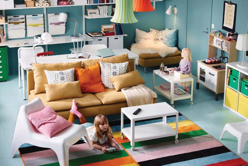 Фото из каталога IKEA
