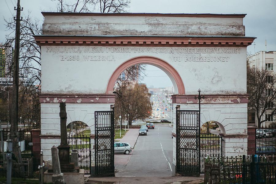 Кальварийское кладбище, фото: agentika.com
