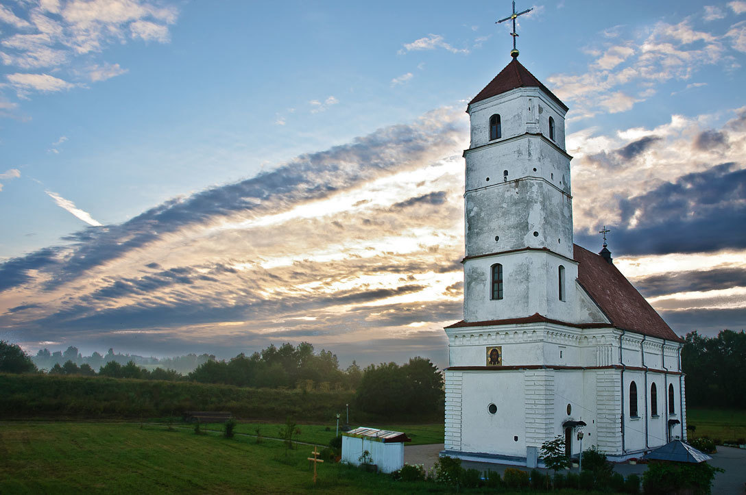 Спасо-преображенская церковь в Заславле, фото: newsbel.by