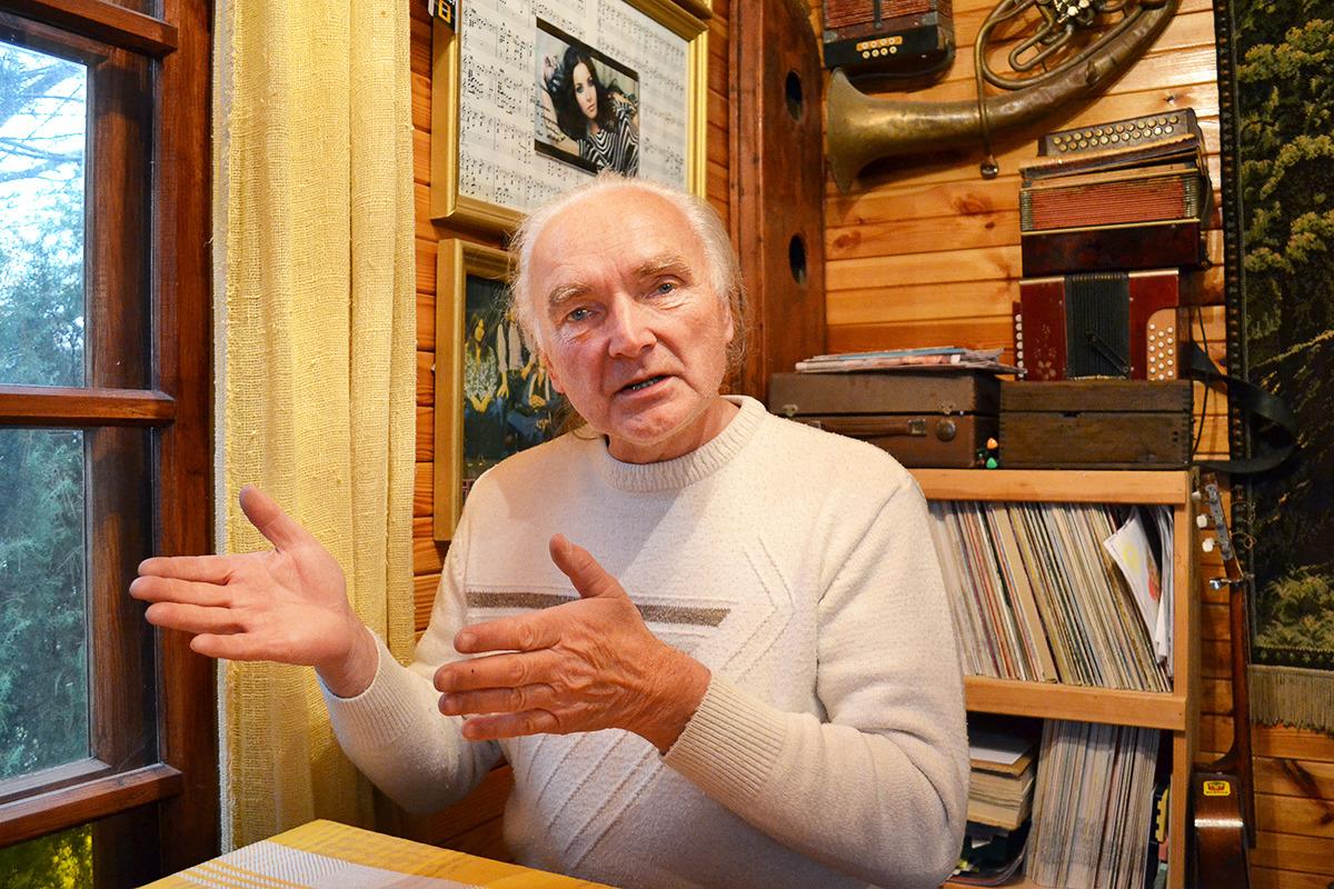 Владимир Цвирко, фото: Ася Поплавская