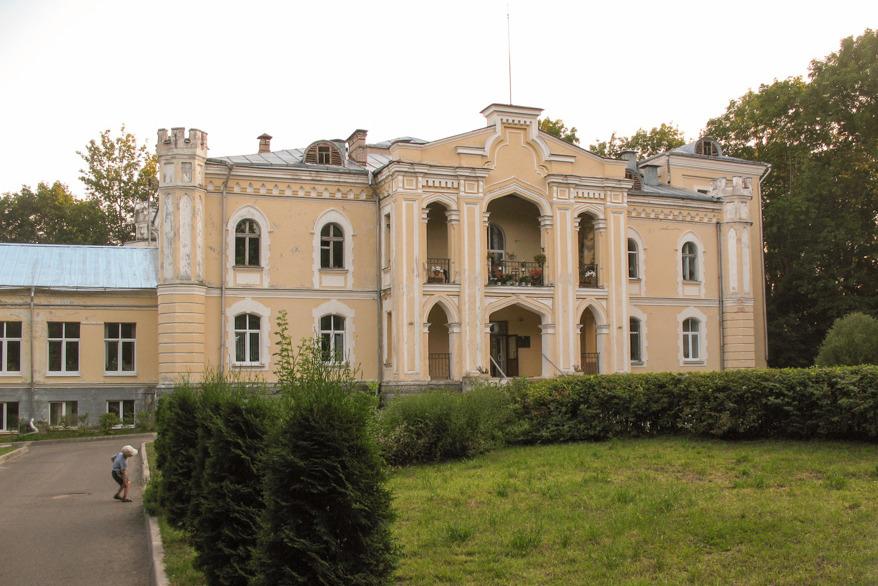Усадьба Чапских, Прилуки, фото: Николай Куксачёв