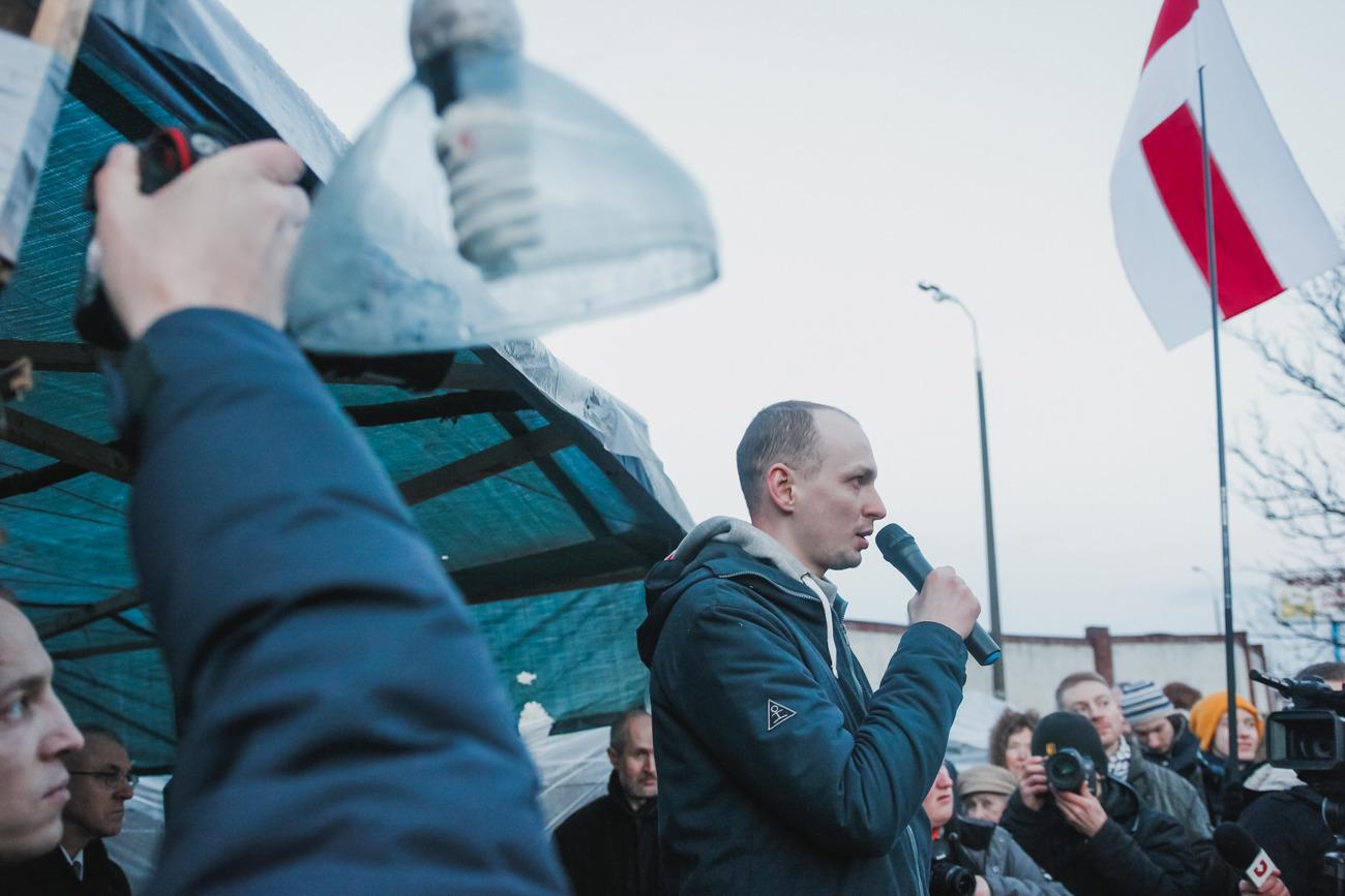 Блогер Эдуард Пальчис