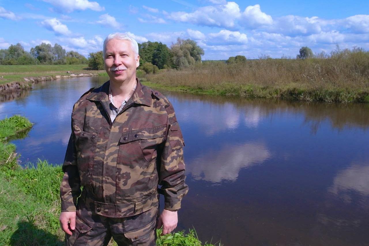 Александр Зимовский, фото из FB