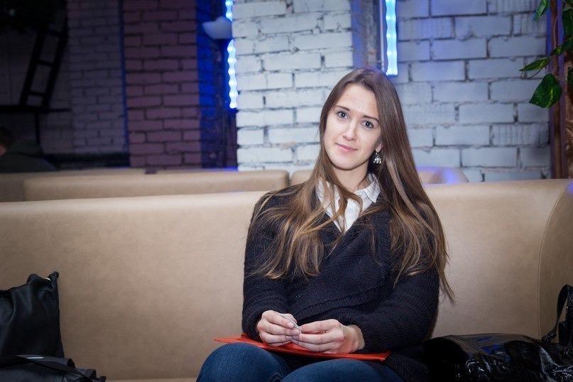 Александра Жос, фото из VK