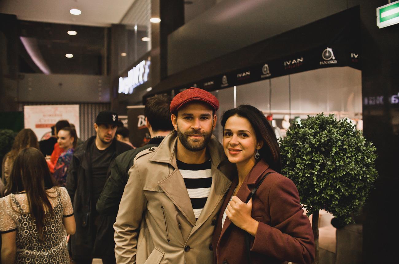 Дмитрий и Надежда Кохно