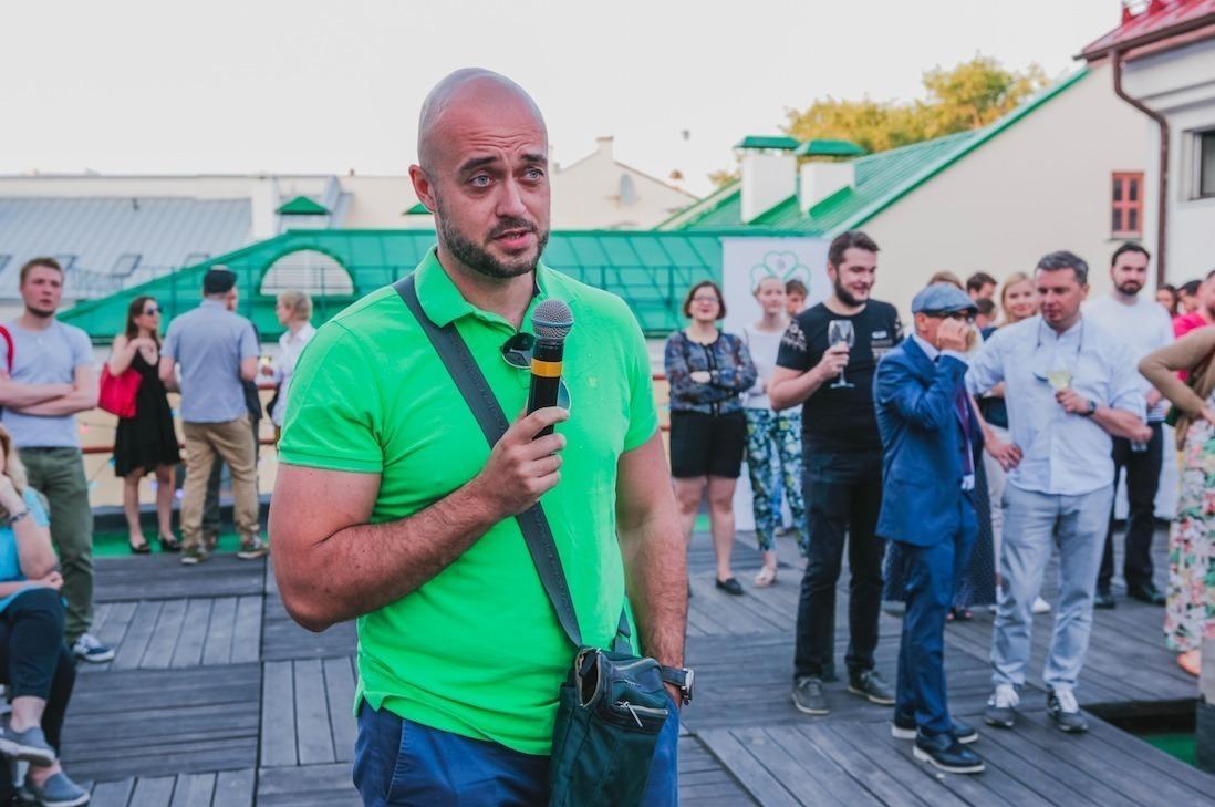 Алексей Пикулик, фото: Анастасия Рогатко