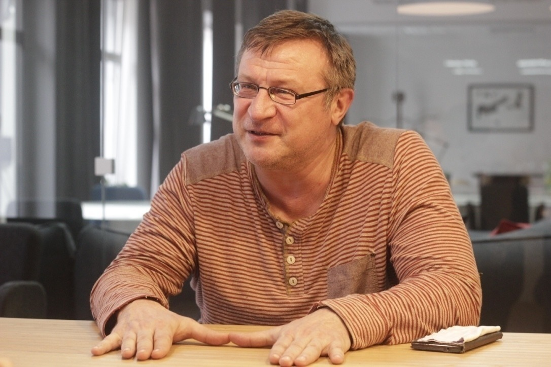 Павел Данейко, фото: Алиса Петрова, RFRM.io