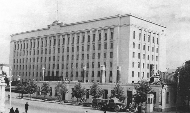ЦК КПБ, 1953 год