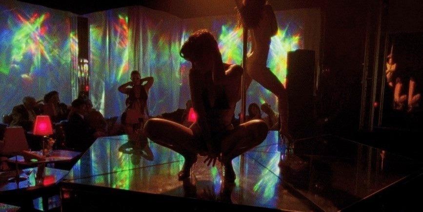 Кадр из фильма «Вход в пустоту»