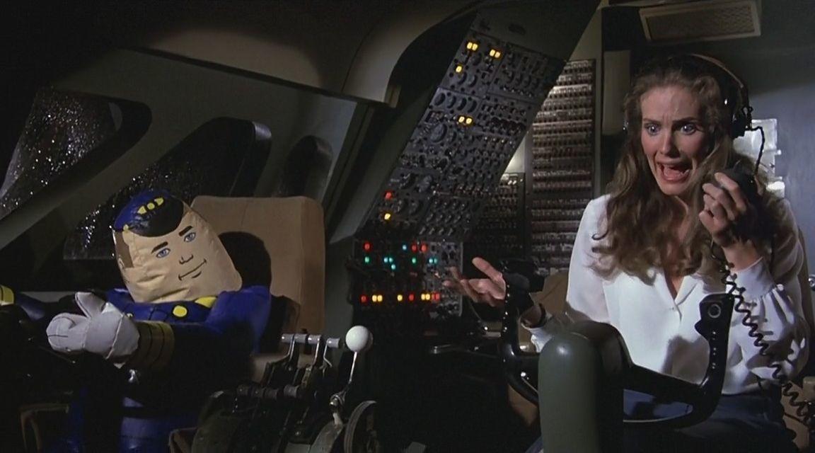Кадр из фильма «Аэроплан»