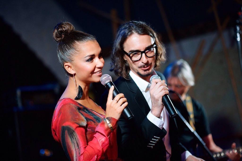 Катерина Раецкая и Денис Дудинский, фото из FB