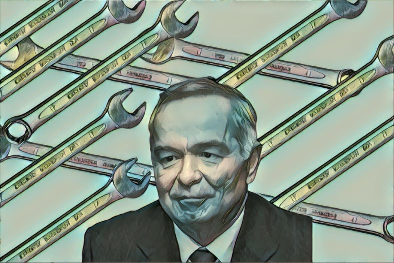 Ислам Абдуганиевич Каримов Родился: 30 января 1938 г., Самарканд, Узбекистан Умер: 2 сентября 2016