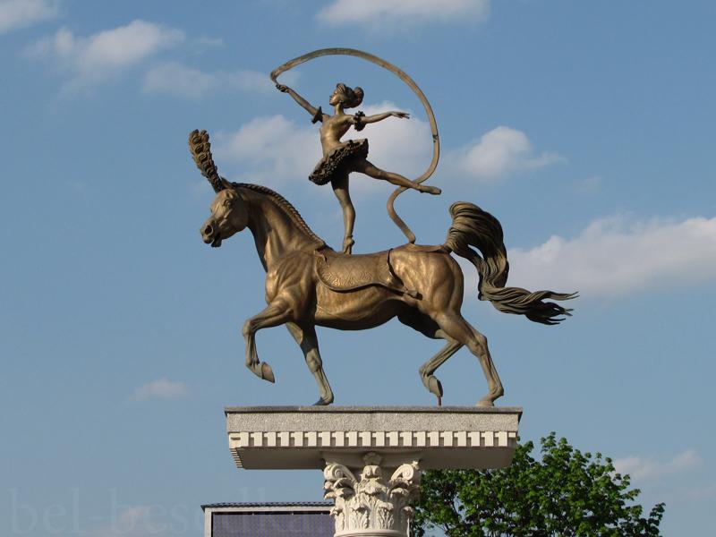 Скульптура Сергея Бондаренко
