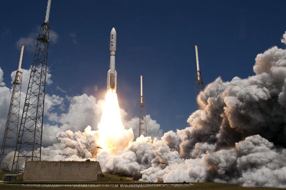 Шаттлы NASA летят в космос
