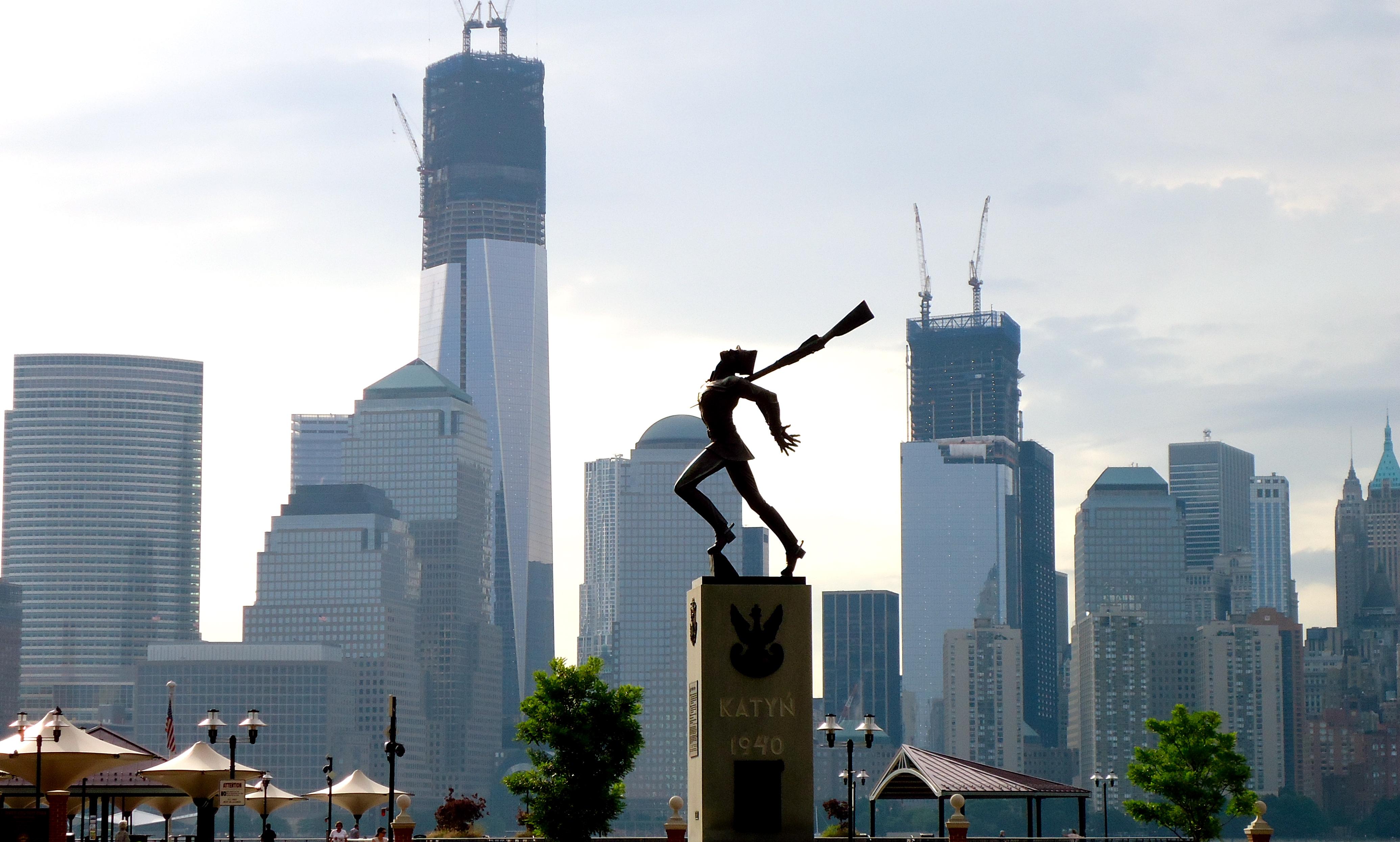 Памятник Катыни, Нью-Джерси