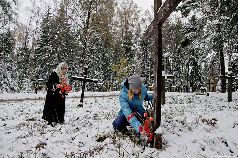 Майя Клешторная, фото Евгения Ерчака