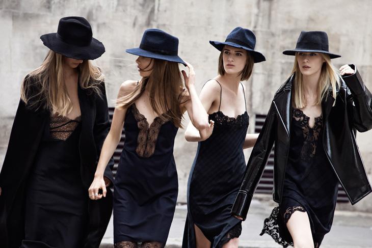 Модели Zara