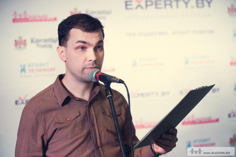 Дмитрий Безкоровайный, фото: budzma.org