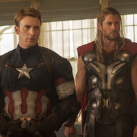 Thumb avengers age of ultron chris evans chris hemsworth1