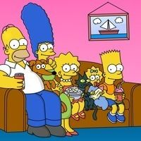 Thumb cartoons the simpsons on the couch 052202