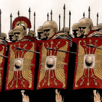 Thumb roman army 2