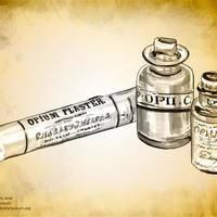 Thumb opium b art