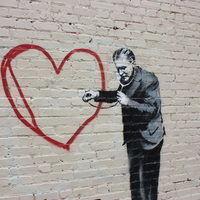 Thumb banksy street art