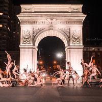 Thumb dancers after dark washington square group