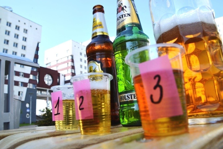 Default niemietskii pivovar dieghustiruiet bielorusskoie pivo